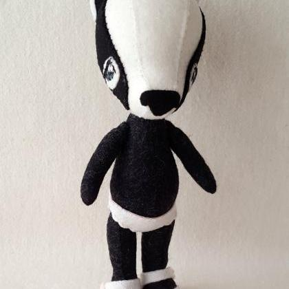 Li'l Luvs Bashful Badger pdf Patter..