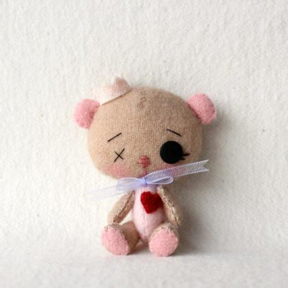Scrappy Bunny and Bear pdf Pattern